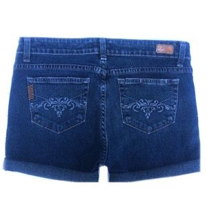 Paige Premium Denim Shorts