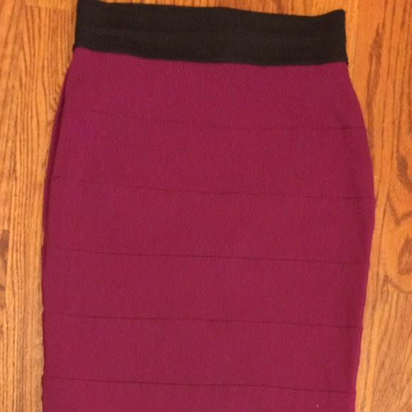 67 style co dresses skirts magenta pencil skirt