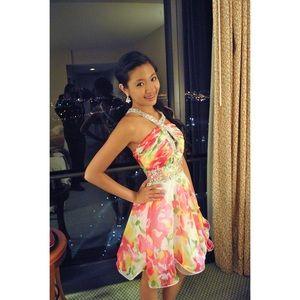 Sherri Hill Dresses & Skirts - Sherri Hill - Colorful Dress