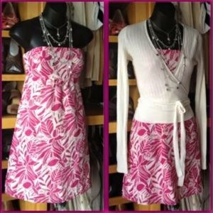 American Eagle Outfitters Dresses & Skirts - 🆑American Eagle Strapless Floral Dress