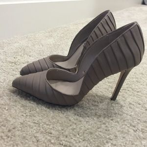 Zara Shoes - Discounted price for @trissiexlee