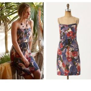 Anthropologie Reflecting Pool Dress