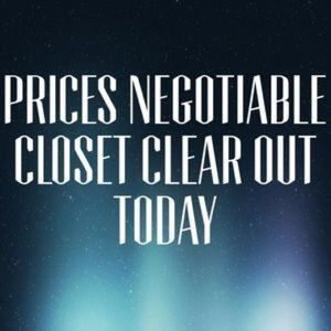 Other - Closet Clear Out! 🎉