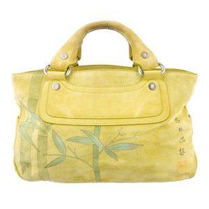 92% off Celine Handbags - C¨¦line Limited Edition Suede Boogie Bag ...