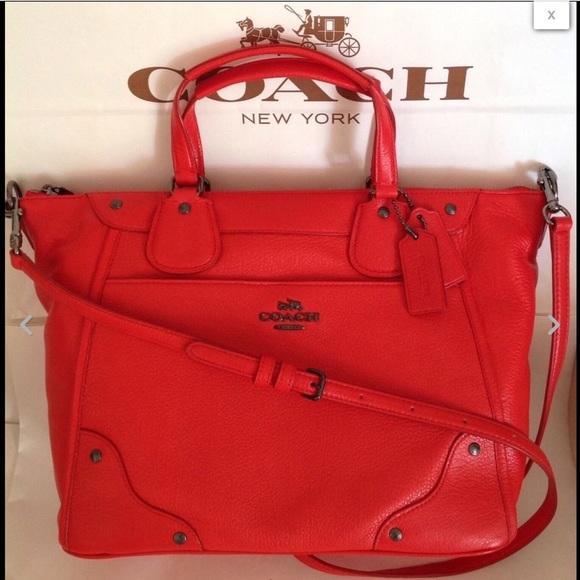 60890b8af35a ... germany nwt coach leather mickie crossbody satchel 81ba4 7fb12