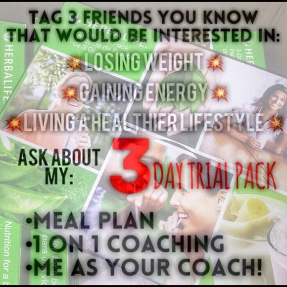 17% off Other - Herbalife 3 day trial packs from Michelle's closet ...