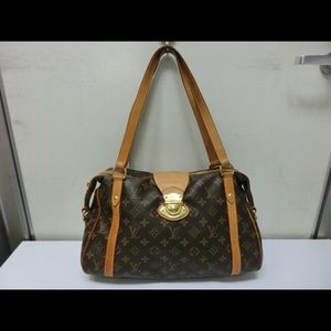 Reserved Authentic Louis Vuitton stressa pm