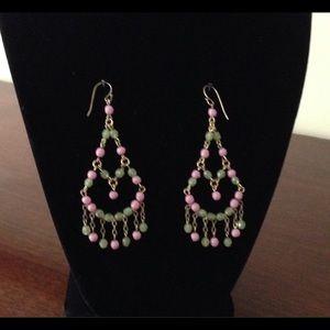 Ben-Amun Jewelry - CLEARANCE ❌❌❌Ben-Amun Glass Stoned Earrings NWOT