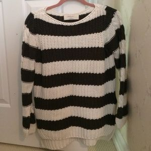 Zara Striped Sweater