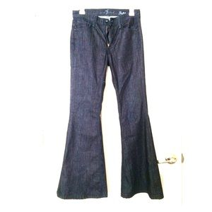 7 for all Mankind - SOLD 7 For All Mankind Super Flare Bell ...