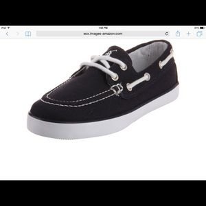 ***POLO by Ralph Lauren...Sander boat shoes***NWOT