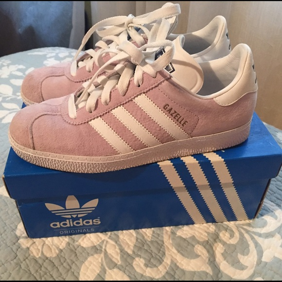 official photos 4ebf1 2378d Adidas Shoes - Adidas Gazelle 2 ( Suede PinkPurple lavender)