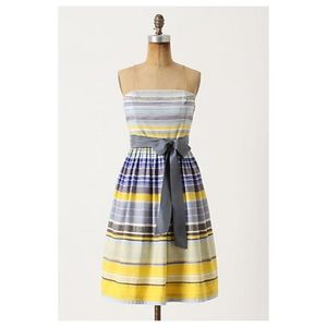 Anthropologie Paraiso Dress