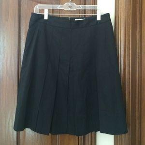 85 loft dresses skirts pleated black skirt from