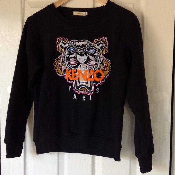 Kenzo Sale Sweater Inspired Tiger Shirtweekend wv8ymn0NO