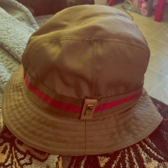 0836eebf954 Gucci Accessories - Vintage Gucci bucket hat