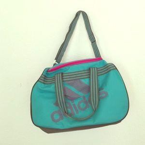 Adidas Duffle Gym Bag