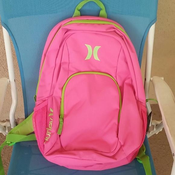1270bab08e NEW Hurley Backpack NWT