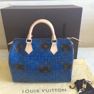 Rare Limite Edition Louis Vuitton speedy 30