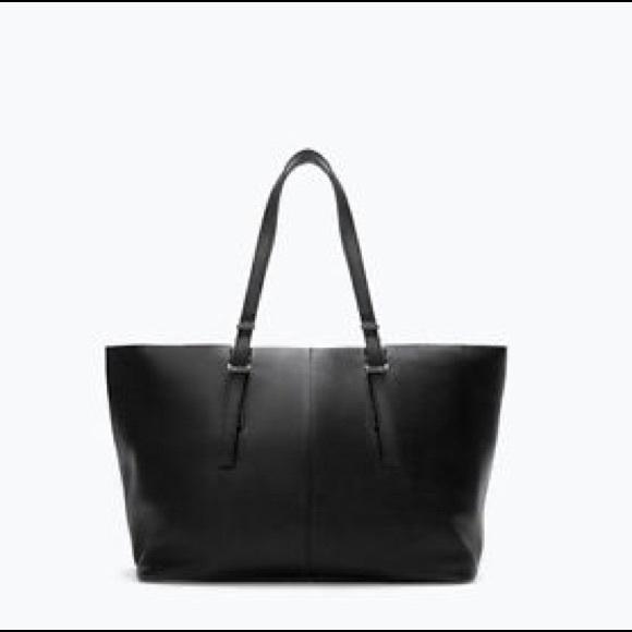 Zara Bags   Authentic Leather Bag Sale   Poshmark 387bfab32d
