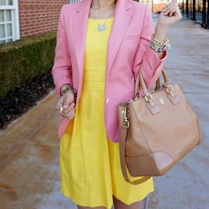 J. Crew Dresses & Skirts - J. Crew Yellow Dress