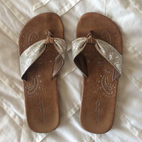ALDO Shoes - Aldo sparkly sandals