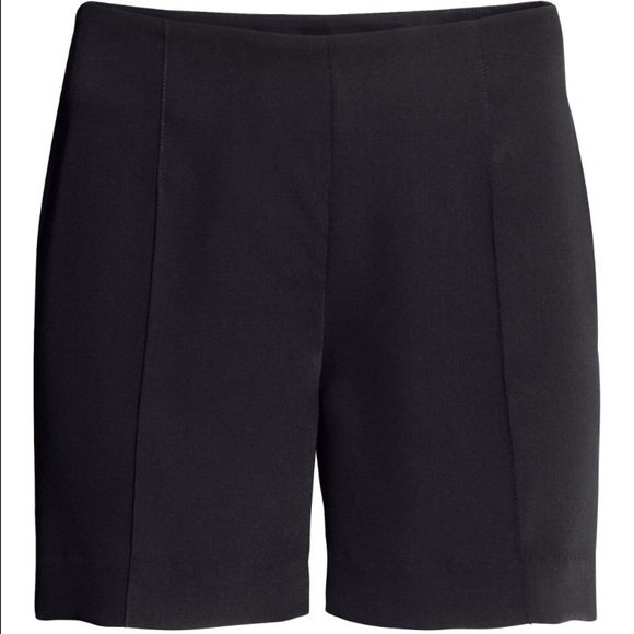 50% off H&M Pants - Black dressy shorts from H&M also have them in ...