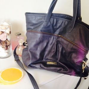 Authentic leather Candice purse