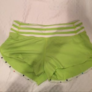 lululemon athletica Pants - Lululemon Lime Seawheeze
