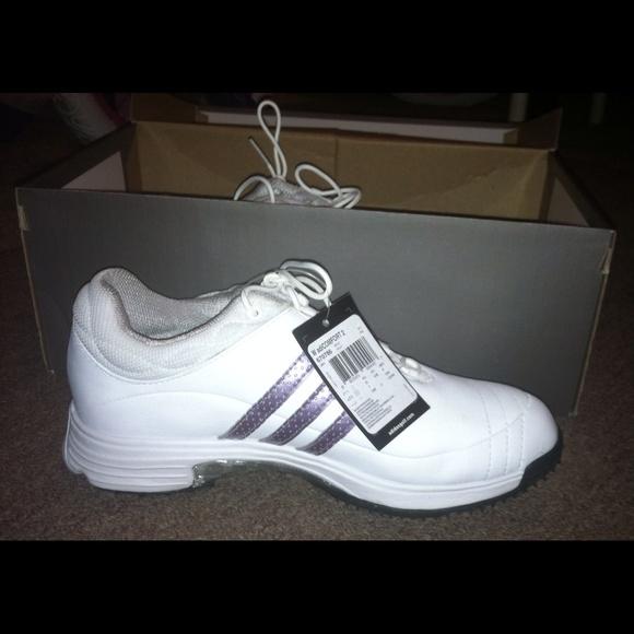 Le adidas ladies golf nuova di zecca con tag poshmark
