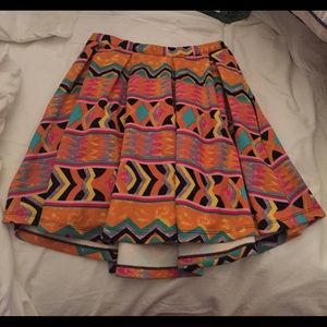 Lovers and friends skirt