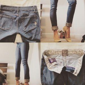 Rich & Skinny