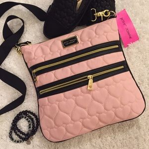 Be MineBetsey Johnson CrossBody