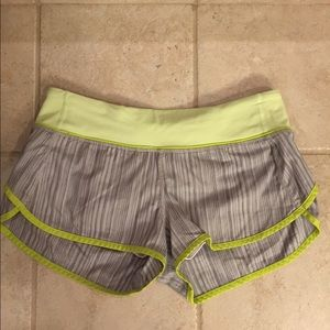 lululemon athletica Pants - Lululemon Speed Shorts