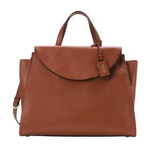 kate spade Handbags - SOLD Kate Spade Saturday Med British Tan A Satchel