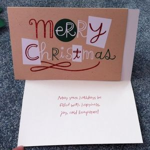 Other - (6) Christmas cards