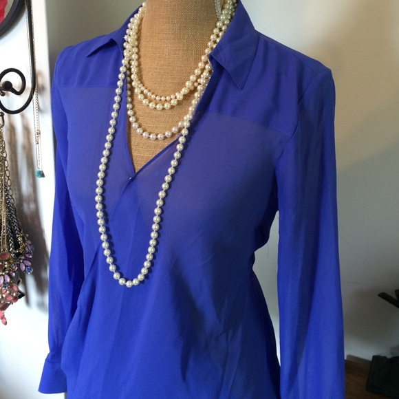 Periwinkle Blouses 70