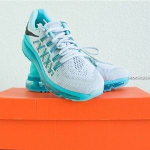 7486f235d3 Nike Shoes | Nwb Womens Airmax 2015 In Tiffany Blue | Poshmark