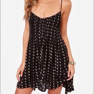 aed071d6f RVCA Dresses | Told Secrets Black Dress Sz S | Poshmark