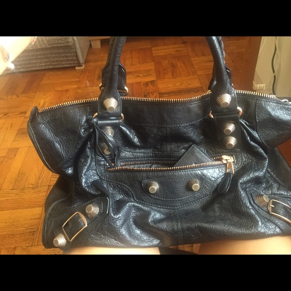 ec7afb4040 Balenciaga Bags | Giant 12 Work Bag Black W Rose Gold | Poshmark
