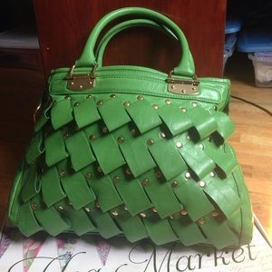 LOWEST PRICE ❤️❤️❤️Melie Bianco Green Handbag