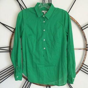 J.Crew button-down shirt.