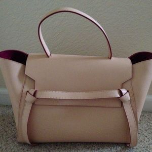 Alberta Di Canio Genuine Leather Handbag