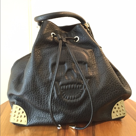 philipp plein skull bag
