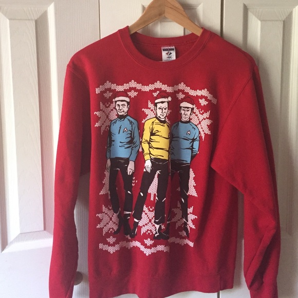 Sweaters Star Trek Ugly Christmas Sweater Poshmark