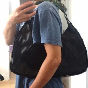 yves saint laurent logo handbags - 64% off Yves Saint Laurent Handbags - YSL Mombasa Metal Detail ...
