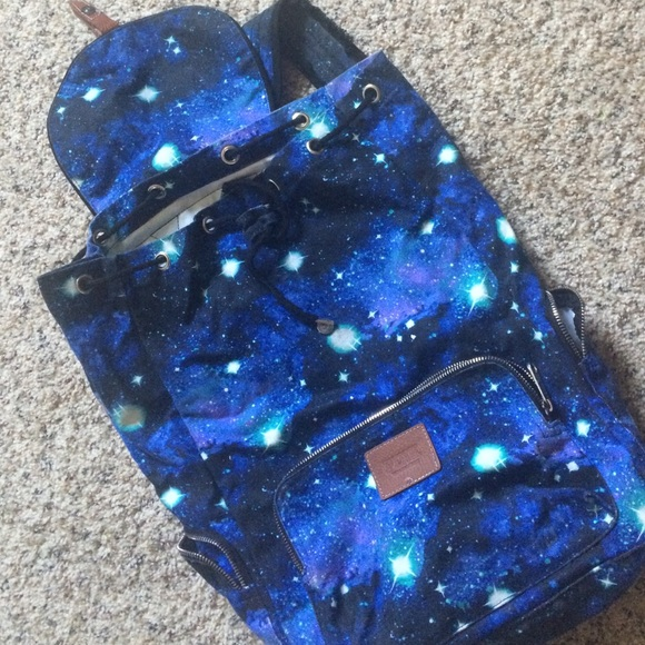 PINK Victoria's Secret - VS Pink Galaxy Backpack from Tyreena's ...