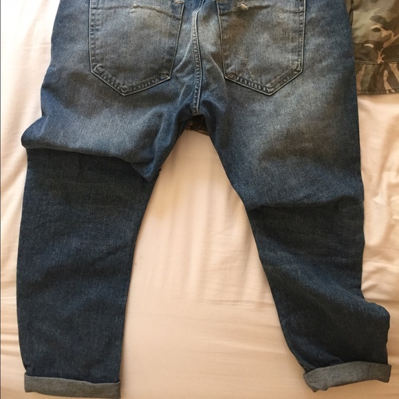 25 off zara denim zara boyfriend jeans size 8 nwt from. Black Bedroom Furniture Sets. Home Design Ideas