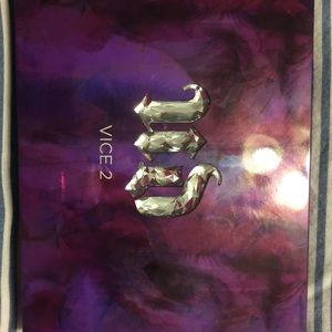 Urban Decay Other - Urban Decay Vice 2 and mariposa small pallet