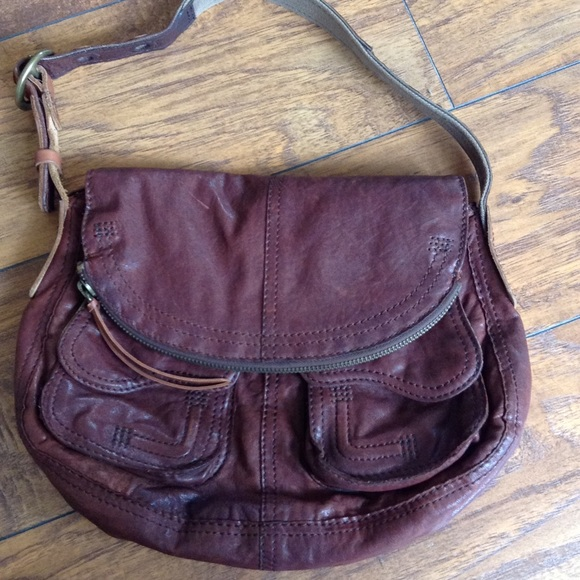 Lucky Brand Handbags - Lucky Brand leather bag